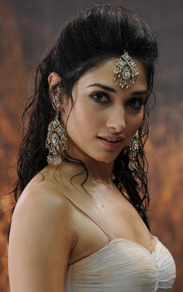 tamanna hot in badrinath5 586x934 Tamanna hot stills in Badrinath with Allu Arjun