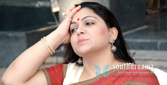 tamil actress kushboo hot images Complaint agaisnt Kushboo