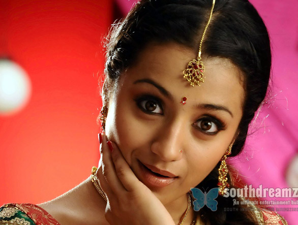 Trisha cute stills 1 Trisha demands more for bikini