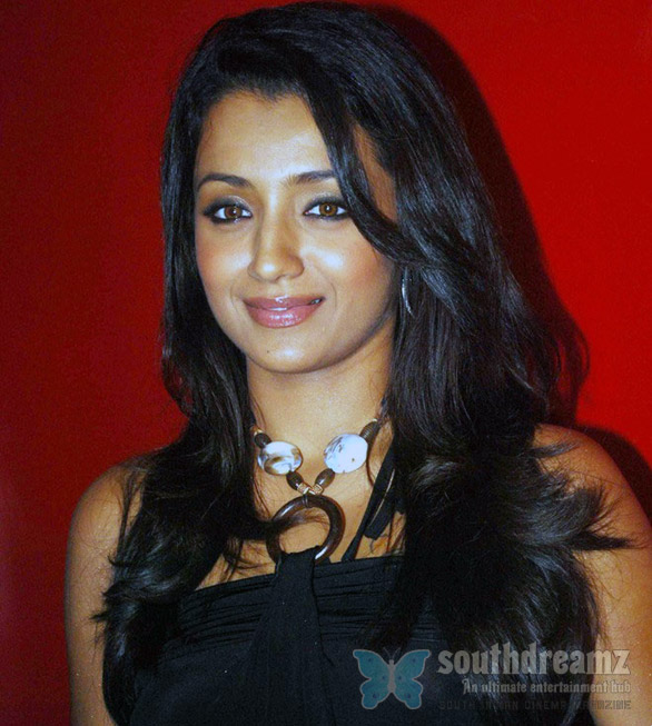 trisha 7 Vishal   Trishas new movie titled as Samaran