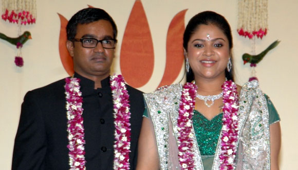 selvaraghavan marriage ceremony Selvaraghavan names his child!