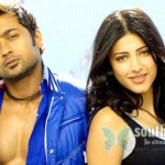 Surya in awe of Shruti Hassan