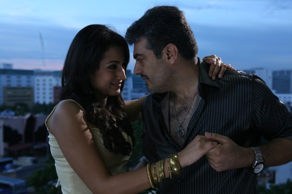 Mankatha HQ Stills033 586x390 Mankatha   Super Hit in Kerala after Endhiran: The Robot