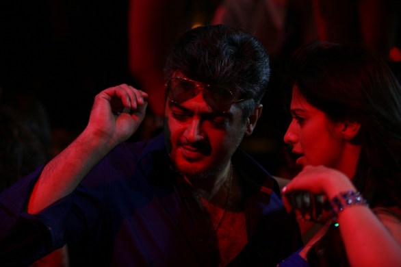 Mankatha HQ Stills051 586x390 Mankatha completes 50 days
