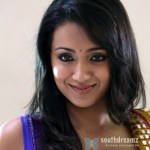 Trisha's special request for Dewali