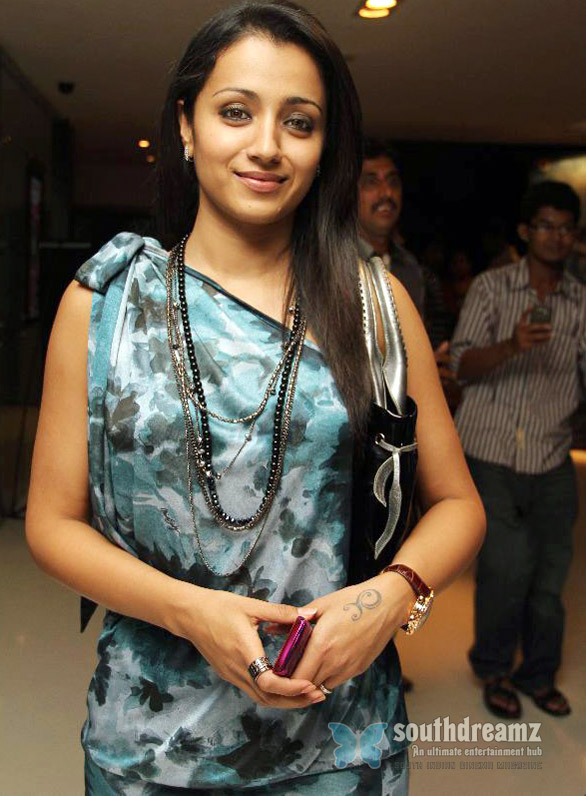 trisha Trishas next big film