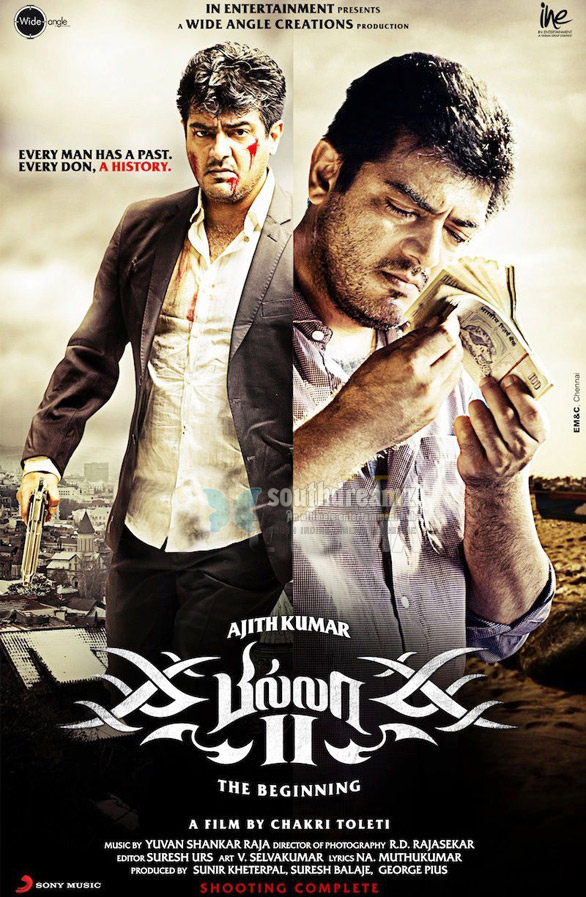 billa 2 wallpapers Sensational posters of Billa 2