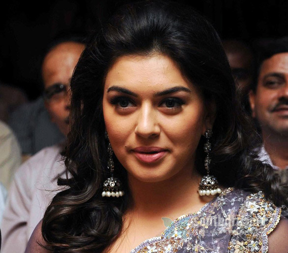hansika1 Hansika Motwani is geared up for Singam 2
