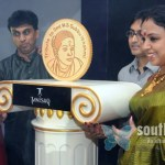 Tanishq unveiled MS Subbulakshmi, Gold Coin