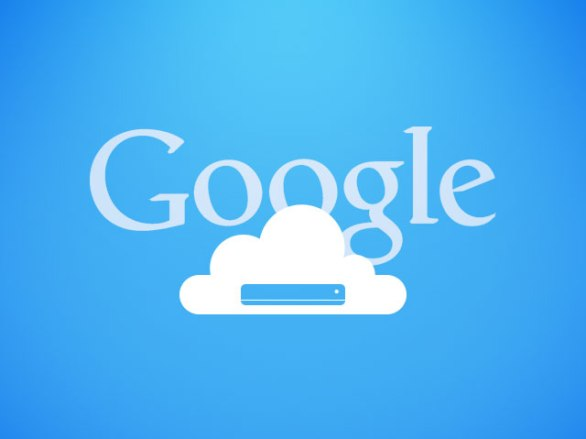 google drive logo 586x439 Google Drive   iCloud, Dropbox, SkyDrive and Box comparison