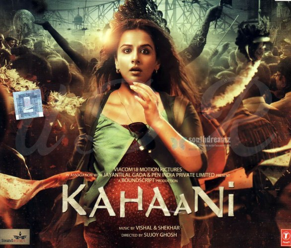Kahaani 586x500 100 years of Indian Cinema