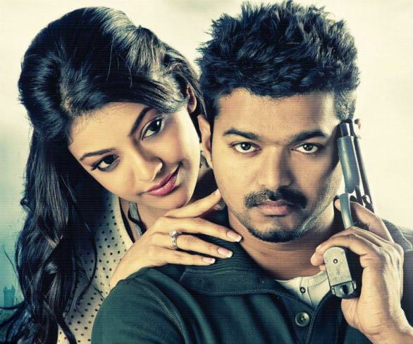 Thuppaki first look vijay kajal agarwal poster 586x488 It is not the Judgment Day for Thuppaki