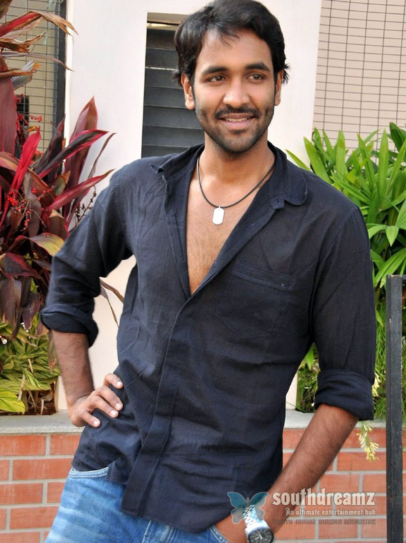 Vishnuvardhan Babu manchu Photo Dhee star Vishnu Manchu is back with a bang on Twitter