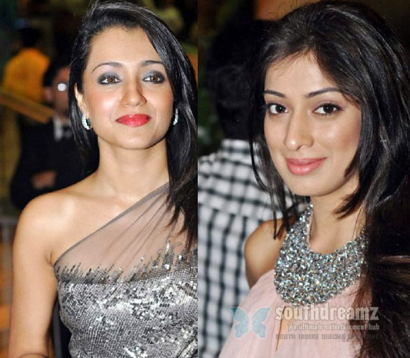 Trisha Lakshmi Rai Friendship Trisha & Lakshmi Rai bury hatchet and make truce