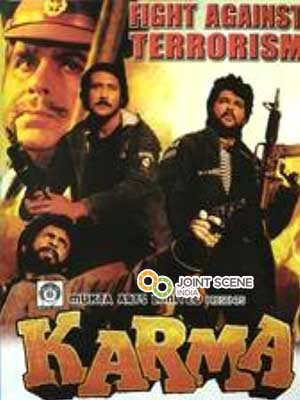 Karma 100 years of Indian Cinema
