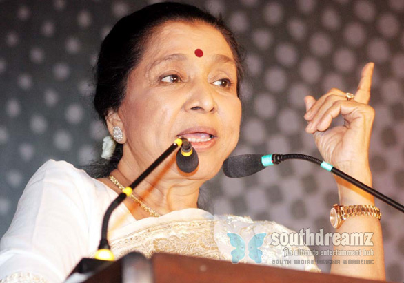 Asha Bhosle Happy Birthday, Asha Bhosle!