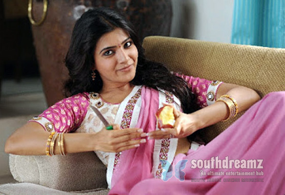 Samantha SVSC Latest Photos 1 Samantha is gonna cry! Whats up?
