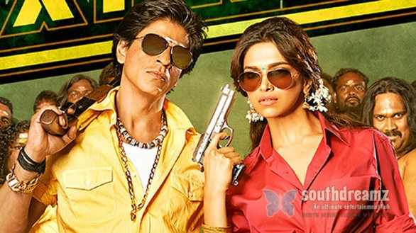Chennai Express2 586x329 Chennai Express movie review