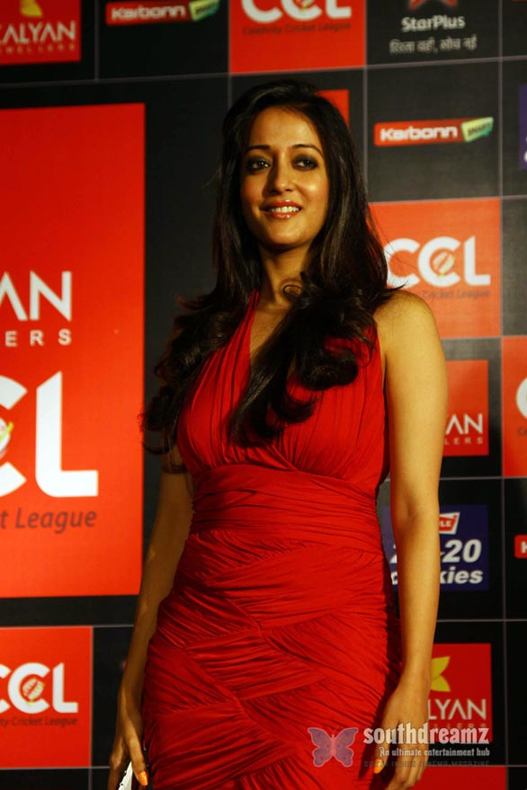 Hot Heroines at CCL 3 Curtain Raiser Photos 1443 Celebrity Cricket League Season 3 curtain raiser