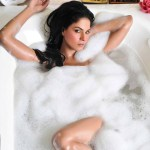 Veena Malik Hot Photos in Bath Tub
