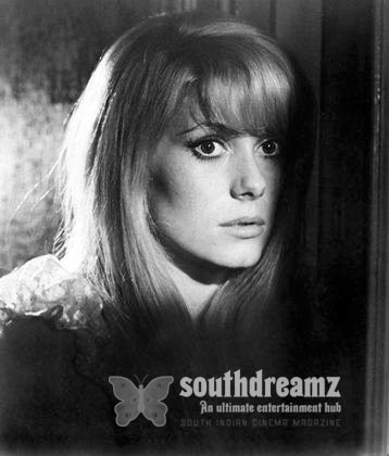 actress catherine deneuve photo Top 100 Actresses of all Time