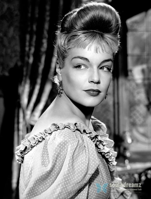 actress simone signoret photo Top 100 Actresses of all Time