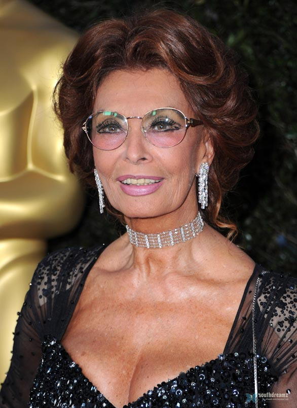 actress sophia loren photo Top 100 Actresses of all Time