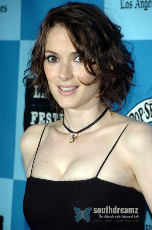actress winona ryder latest photo Top 100 sexiest actresses in the World