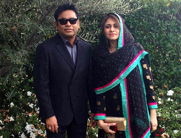 ar rahman1 AR Rahman at the Grammy Awards