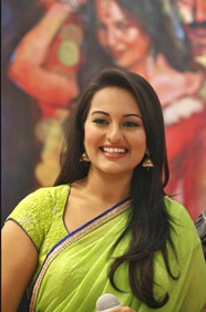 sonakshi sinha Forbes top 100 Indian Celebrities 2012