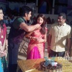 Richa Gangopadhyay Birthday celebrations