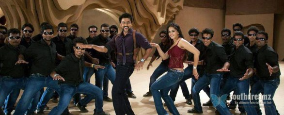 singam 2 Movie Latest Stills 10 586x237 Singam 2 review