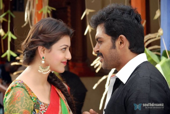 all in all azhagu raja new movie stills 263 586x392 All in All Azhagu Raja Review