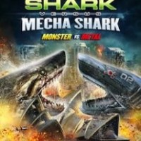 Watch Mega Shark vs. Mecha Shark on Netflix Wednesday at 10 p.m., and tweet along with us!