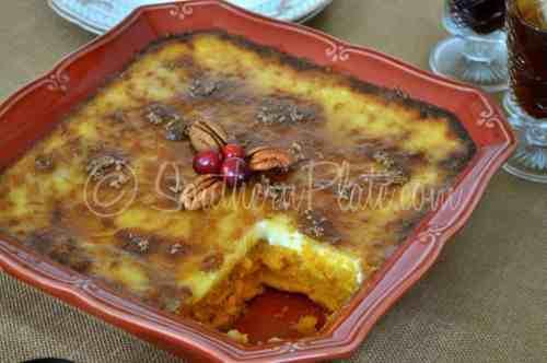 Medium Of Sweet Potato Cobbler