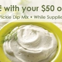 Taste Test Tuesday: Dill Pickle Dip Mix