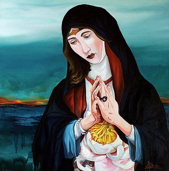 CircleA_A Women in Prayer