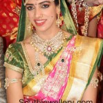 Keerthi in Bridal Jewellery