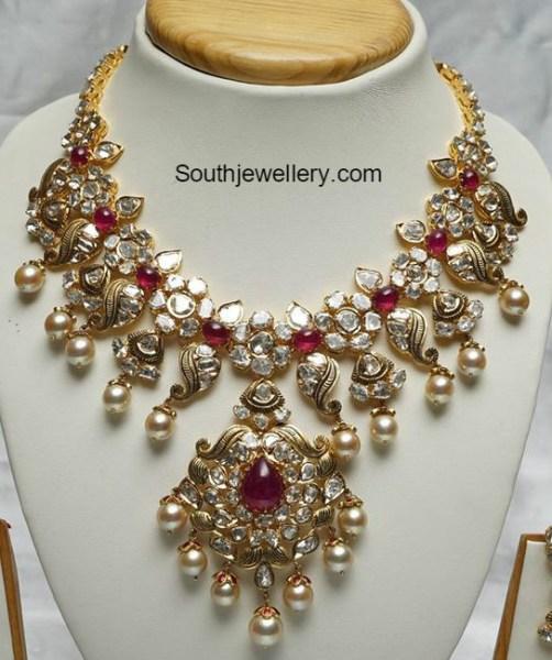 Antique Pacchi Necklace
