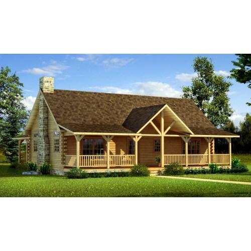 Medium Crop Of Southland Log Homes