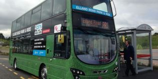 £180 million bus improvements include Stourton Park & Ride