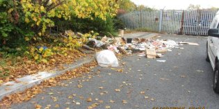Council cracks down on fly-tipping