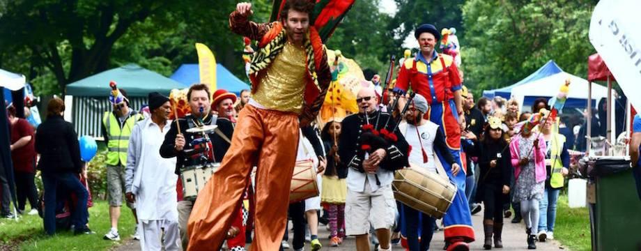 Slideshow: Beeston carnivals in the sunshine