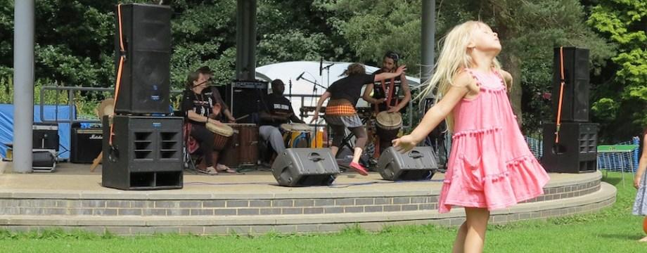 Slideshow: Sun shines on Middleton's music festival
