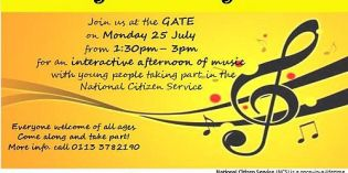 An afternoon of Music at BITMO GATE