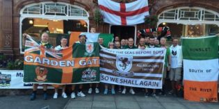 The Hunslet Hawks family pull together