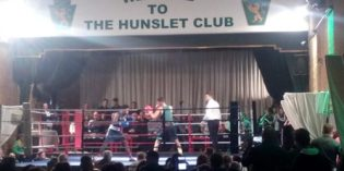Hunslet boxers do the community proud