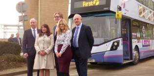 New bus offers better access to White Rose