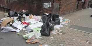 Council cracks down on dumped rubbish