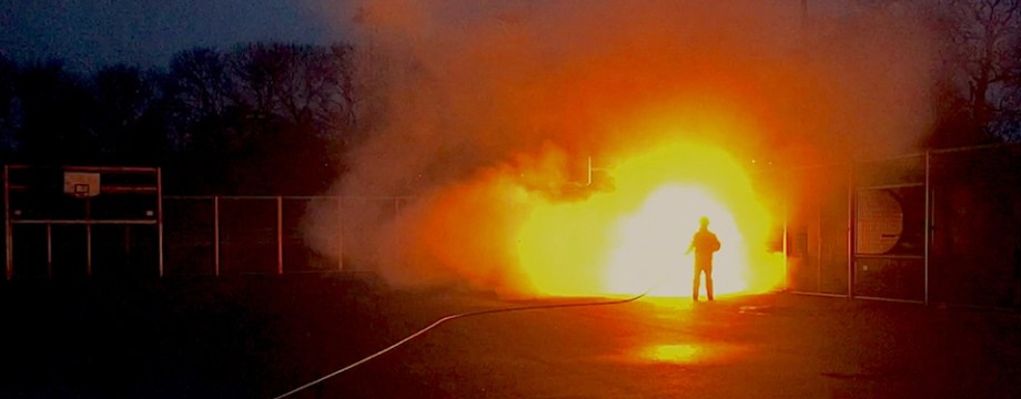 Beeston park sees huge spike in fires